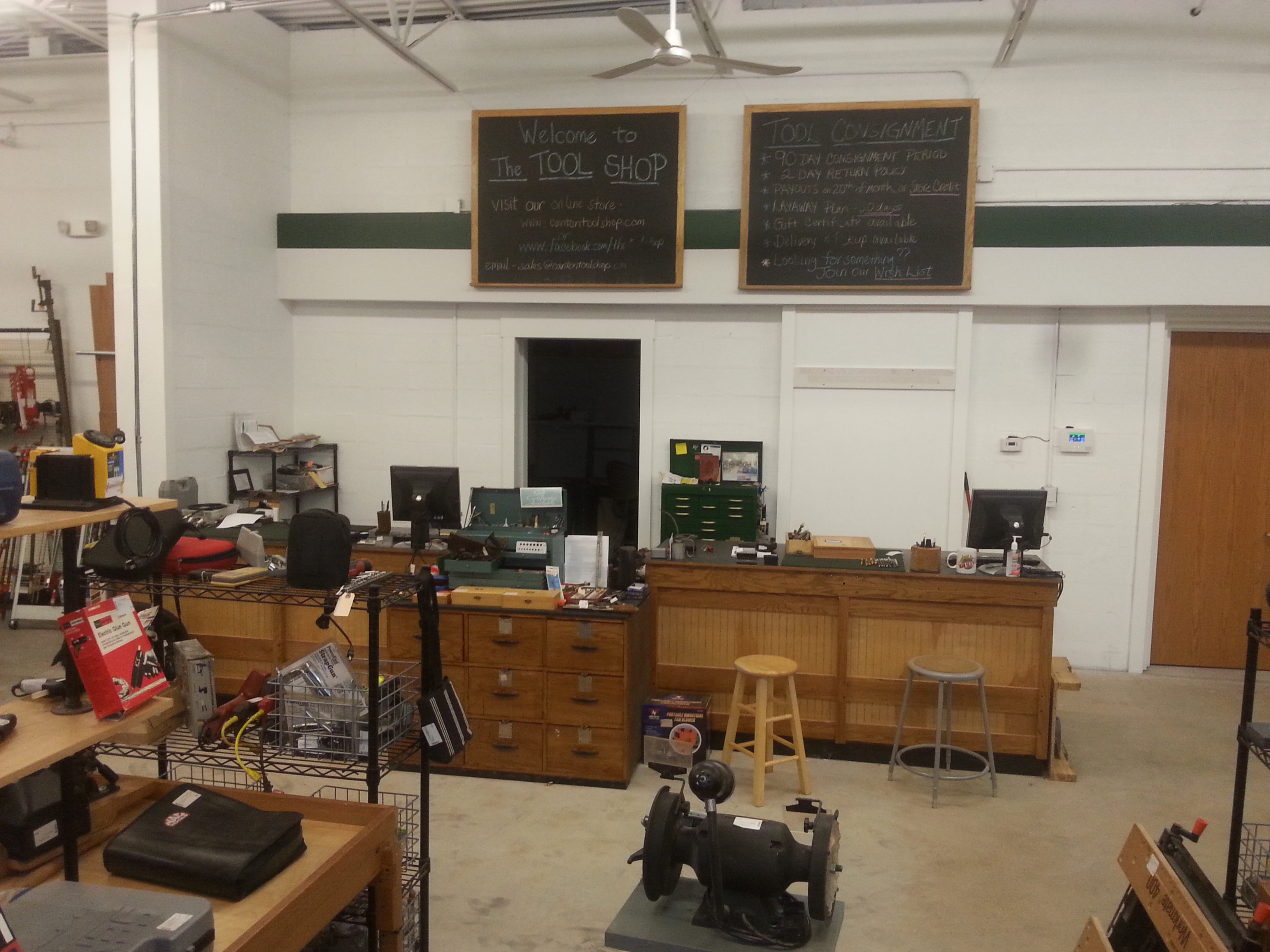 The Tool Store >> The Work Shop The Tool Shop Welcome To The Work Shop